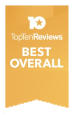 Gold & Silver Awards — TopTenREVIEWS